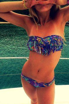 colorful fringe.. i like!