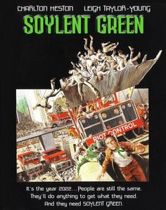 f661b09e06 Soylent Green posters for sale online. Buy Soylent Green movie posters from  Movie Poster Shop. We re your movie poster source for new releases and  vintage ...