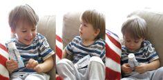 Moje starsze dziecko tez jest ciekawe Bepanthenu  2,5 latka, ale też wie, co dobre  Bepanthen Baby! #BepanthenBaby https://www.facebook.com/photo.php?fbid=661967960507058&set=o.145945315936&type=1&theater