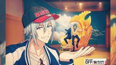 Library of cards from Rhythm game Cute Anime Boy, Anime Guys, No Sora, Slice Of Life, Kirito, Boy Art, Anime Ships, Otaku Anime, Me Me Me Anime
