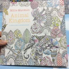 FREE: 24 pages Animal Kingdom Anti-stress Coloring Book