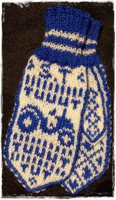 en blogg om håndarbeid, hekling, strikking og hverdagen ellers Mittens Pattern, Knit Mittens, Knit Crochet, Crochet Hats, Handicraft, Knitting Patterns, Diy And Crafts, Gloves, Crafty