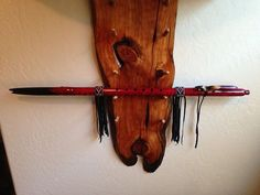 Tommy Lee Native American flute Fm