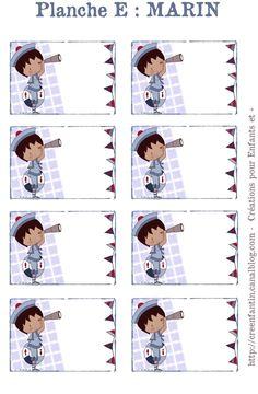 VIVE LA RENTRéE ! Avant tout emprunt, merci de lire  les conditions d'utilisation L'endroit était un peu déserté. Les préparatifs scolaire... Preschool Names, Blank Labels, Butterfly Art, Printing Labels, Printable Paper, Sticker Paper, Stickers, Amigurumi Doll, Bookmarks