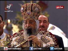 عظة قداسة البابا تواضروس الثانى - قداس عيد القيامة المجيد ٢٠١٥