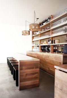 Venice Beach restaurant Axe // Remodelista