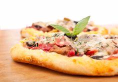 Pizza Quattro Stagioni - Zelf pizza maken !