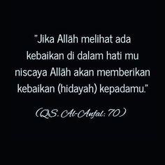 Yaa Allah Sinari Hati Hamba dengan Cahaya Mu Muslim Quotes, Islamic Quotes, All About Islam, Allah Islam, Self Reminder, Quotes Indonesia, Holy Quran, Quran Quotes, Great Quotes