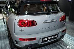 2016 BMW Mini Clubman New Mini Countryman, Mini Clubman, Mini Coopers, Merc Benz, John Cooper Works, Bmw, Vintage Vans, Mini Me, Vroom Vroom