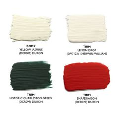 Pick The Right Exterior Paint Colors