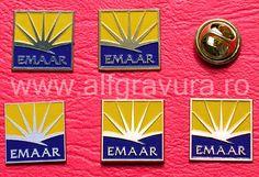 Insigna alama periata Coasters, Teal Tie, Coaster