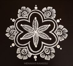 Easy Kolam Design For Diwali Rangoli Designs Peacock, Indian Rangoli Designs, Rangoli Designs Latest, Simple Rangoli Designs Images, Rangoli Border Designs, Rangoli Designs With Dots, Beautiful Rangoli Designs, Simple Rangoli Kolam, Rangoli Ideas