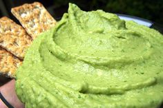 Healthy Tailgating Snacks? Game On. RECIPES for Healthier Seven Layer Dip and Spinach + Avocado Cannellini Bean Hummus - Stone Soup - June 2014