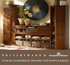 #WIN $15,000 in home furnishings and #PotteryBarn Design Services. Plus, a color consultation, paint contractor and paint by #BenjaminMoore.http://womanfreebies.com/sweepstakes/15000-room-makeover/#