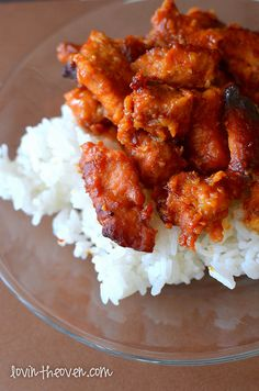 Orange Chicken  | Slow Cooker | Crockpot Recipe