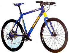 Cannondale Team Replica (1999) CAAD 4 Mountain frame...