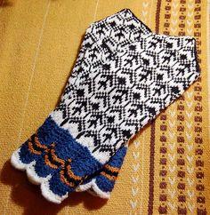 Ravelry: babzer's Mom's mittens