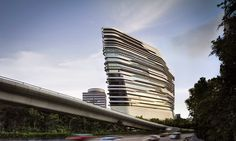 TORRE DE ZAHA HADID ~ ... And this is Reality