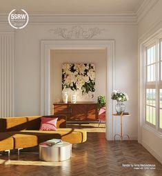 Bright Apartment – Anna Medvedskaya   Learn V-Ray