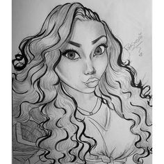 Inked sketch in my semirealism style for @mani_monroe  #commission #art #artist #draw #drawing #love #hair #beauty #illustration #selfie #cartoon #semirealism #draw #drawings #inspiration #instadaily #instagood #Godisgoodallthetime
