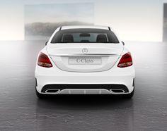 Mercedes AMG Style rear 02