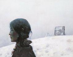 Ai Xuan (艾軒; b1947, Jinhua, Zhejiang Province, China)