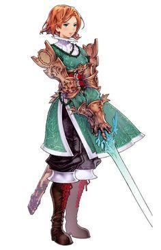 Final Fantasy Tactics A2: Grimoire of the Rift Nintendo DS Artworks, images - Legendra RPG