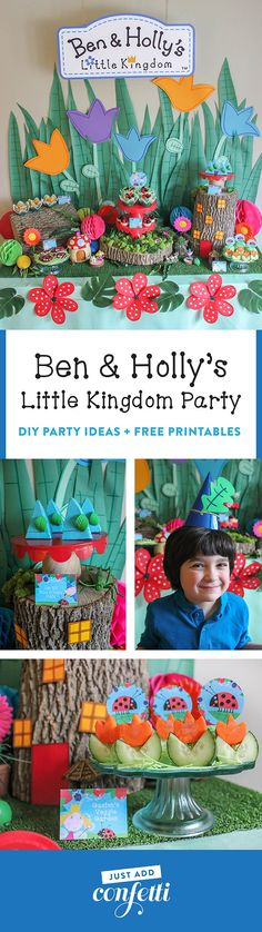 Ben & Holly's Little