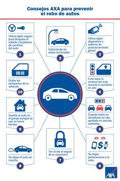 Consejos para prevenir el robo de tu auto en la ciudad. Nuestra pasión es cuidarte. http://krro.com.mx/
