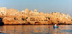 Getting here is easy - Location - HOTEL RESTAURANT RECEPTIONS Polignano a mare Bari Puglia