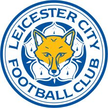 Leicester City the Premier League Champions Leicester City Fc, Leicester City Football Club, Leicester England, Fifa Football, Football Team Logos, Soccer Logo, Football Cakes, Sports Logo, Arsenal Fc