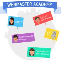 Intro to Webmaster Academy - Search Console Help Search Engine Marketing, Seo Marketing, Internet Marketing, Online Marketing, Digital Marketing, Le Social, Social Media, Web Seo, Webmaster Tools