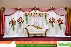 10 Awesome Indian Wedding Stage Decoration Ideas Mandap Wedding