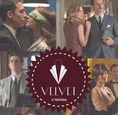 Veo Series Leo Novelas. Reseña de Velvet en mi modesto blog, la serie que mezcla elegancia y naturalidad @antena3 #Velvet