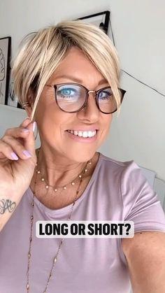 Short Choppy Haircuts, Haircuts For Thin Fine Hair, Short Hair Older Women, New Short Hairstyles, Undercut Short Bob, Thin Hair Bobs, Pixie Haircut Styles, Pixie Bob Haircut, Kid Hairstyles
