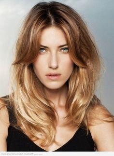 Lange Geschichteten Frisuren Rundes Gesicht Überprüfen Sie mehr unter http://frisurende.net/lange-geschichteten-frisuren-rundes-gesicht/53185/