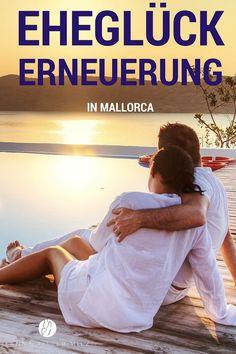 ERNEUERE DEIN LIEBENSGLÜCK IN MALLORCA! Magische VIP-Paar-Tage während eines entspannten Urlaubs auf einem luxuriösen, privaten Anwesen ... um sich wieder respektiert, geliebt und geschätzt zu fühlen ... dieses Angebot ist zeitlich limitiert. http://bit.ly/EheGlueck