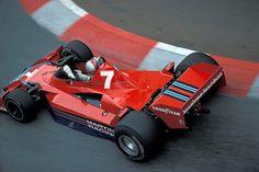 John Watson  Brabham - Alfa Romeo 1977, Monaco