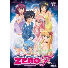 The Familiar of Zero F: Season 4 [2 Discs]