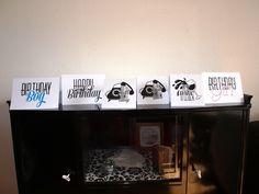 Verjaardagskaarten - Typografie Kaarten - Naomi Typografie - www.naomitypografie.nl
