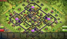 effective farming base for gold and elix! the weakness is dropping tanks at 5 and 6 oclock for dark farming