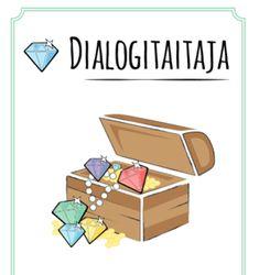Kaipaatko pedagogisia vinkkejä ystävänpäivälle? Hyödynnä maksutonta Dialogitaitaja-materiaalia   oppilaiden itsetuntemuksen sekä tunne- ja...