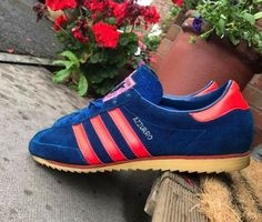 Crackin' pair of adidas Azzurro