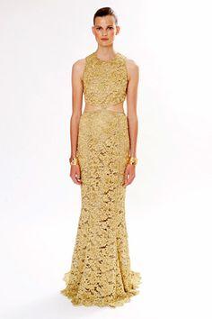 Natasha Yarovenko - Red Carpet Fashion Awards