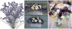 buchet statita si limonium mov Floral Wreath, Wreaths, Blog, Home Decor, Floral Crown, Decoration Home, Door Wreaths, Room Decor, Blogging