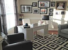 Image result for turning living room into office