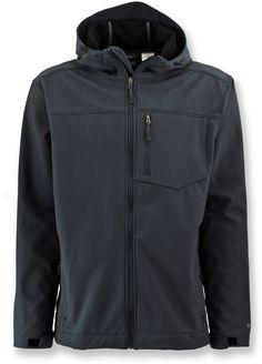 White Sierra Male Glacier Point Soft-Shell Jacket - Men's