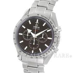 オメガ スピードマスター ブロードアロー 1957 321.10.42.50.01.001 OMEGA 腕時計