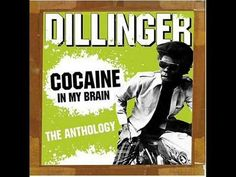 Dillinger - Cocaine In My Brain  -  (It's actually Caffeine for me)   = ) ... I like the sound though... kinda catchy tune.