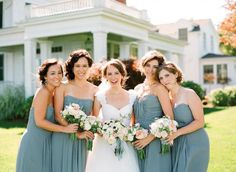 @Jessica Sutton Harrison robert likes this color.  Southern Wedding #dessyrealweddings